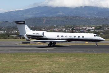 VP-BNF - Private Gulfstream Aerospace G-V, G-V-SP, G500, G550