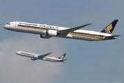 9V-SCJ - Singapore Airlines Boeing 787-10 Dreamliner aircraft