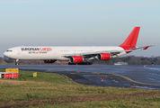 9H-EAL - Maleth-Aero Airbus A340-600 aircraft