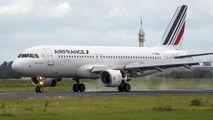 F-HBNG - Air France Airbus A320 aircraft
