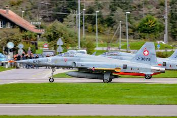J-3079 - Switzerland - Air Force Northrop F-5E Tiger II