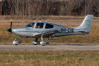 9H-CIE - Private Cirrus SR-22 -GTS