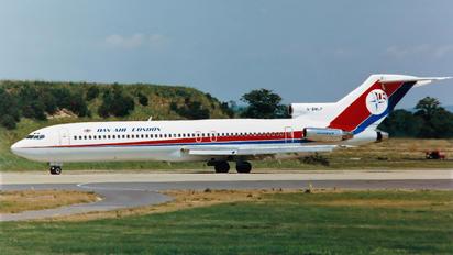 G-BMLP - Dan Air London Boeing 727-200