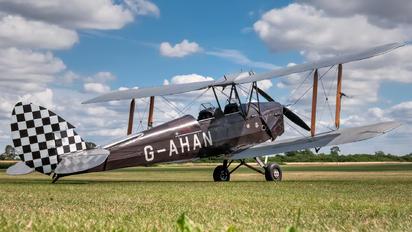 G-AHAN - Private de Havilland DH. 82 Tiger Moth
