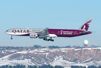 A7-BEB - Qatar Airways Boeing 777-300ER