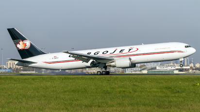 C-GUAJ - Cargojet Airways Boeing 767-300ER