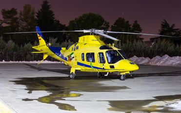 EC-MYH - Babcock M.C.S. Spain Agusta / Agusta-Bell A 109E Power