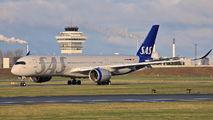 SE-RSA - SAS - Scandinavian Airlines Airbus A350-900 aircraft