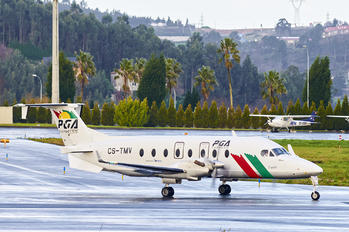 CS-TMV - PGA Portugalia Beechcraft 1900D Airliner