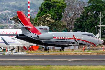 N900YB - Private Dassault Falcon 900 series