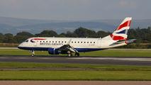 G-LCYF - British Airways - City Flyer Embraer ERJ-170 (170-100) aircraft