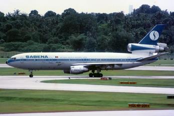 OO-SLA - Sabena McDonnell Douglas DC-10-30