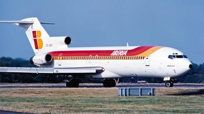 EC-CBJ - Iberia Boeing 727-200 (Adv)
