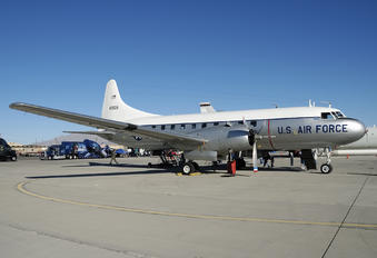N131CW - Private Convair C-131 Samaritan