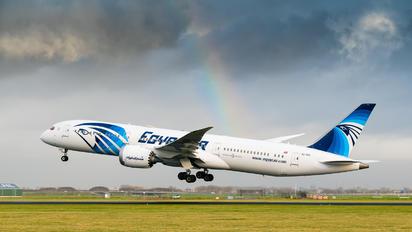 SU-GES - Egyptair Boeing 787-9 Dreamliner