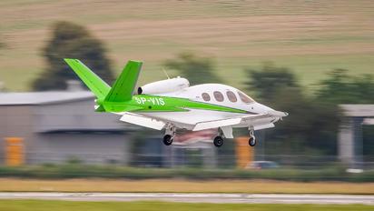 SP-VIS - Cirrus Aircraft Poland & Baltics Cirrus Vision SF50