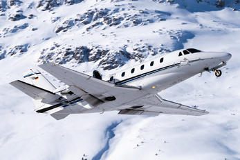 D-CJMK - Air Hamburg Cessna 560XL Citation XLS