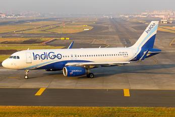 VT-IAO - IndiGo Airbus A320