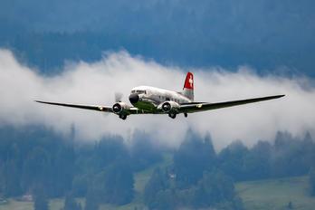 HB-ISC - Mathys Aviation Douglas DC-3