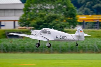 D-EBEI - Lufthansa (Berlin-Stiftung) Messerschmitt Bf.108 Taifun