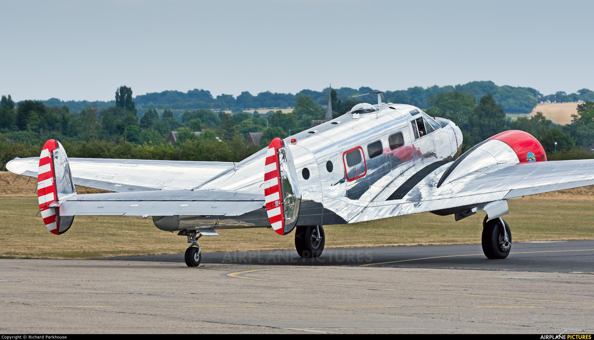 Mathys Aviation N21FS aircraft at Duxford