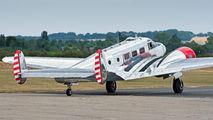 N21FS - Mathys Aviation Beechcraft 18 Twin Beech S series aircraft