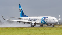 SU-GEK - Egyptair Boeing 737-800 aircraft
