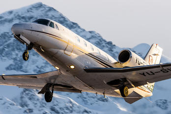 YU-SVL - Prince Aviation Cessna 560XL Citation XLS