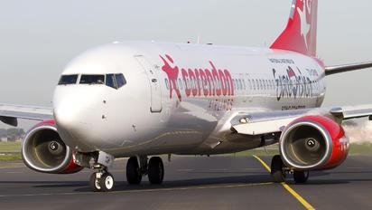 TC-COH - Corendon Airlines Boeing 737-800