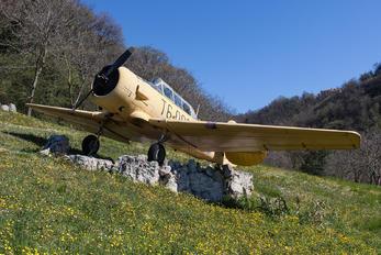 - - Italy - Air Force North American Harvard/Texan (AT-6, 16, SNJ series)