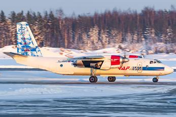 YL-RAC - RAF Avia Antonov An-26 (all models)