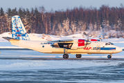 YL-RAC - RAF Avia Antonov An-26 (all models) aircraft