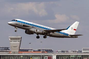 SP-LIE - LOT - Polish Airlines Embraer ERJ-175 (170-200)