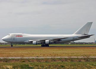 4X-AXK - El Al Cargo Boeing 747-200F