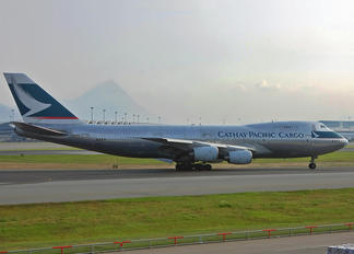 B-HIH - Cathay Pacific Cargo Boeing 747-200F