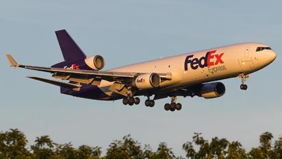 N598FE - FedEx Federal Express McDonnell Douglas MD-11F