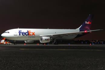 N691FE - FedEx Federal Express Airbus A300F4-605R