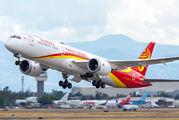 B-207J - Hainan Airlines Boeing 787-9 Dreamliner aircraft