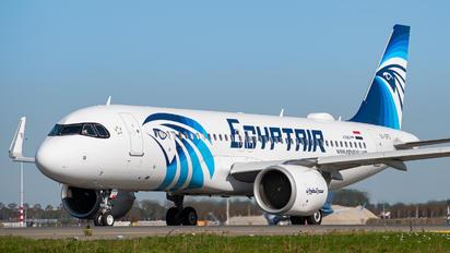 SU-GFO - Egyptair Airbus A320 NEO