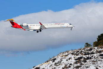 EC-MVZ - Air Nostrum - Iberia Regional Bombardier CRJ-1000NextGen