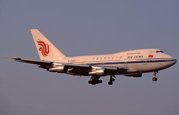 B-2452 - Air China Boeing 747SP