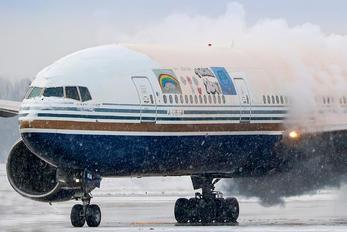 EC-MUA - Privilege Style Boeing 777-200ER