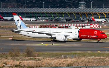 SE-RXM - Norwegian Long Haul Boeing 787-9 Dreamliner