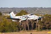 EC-KND - Urgemer Canarias Beechcraft 200 King Air aircraft
