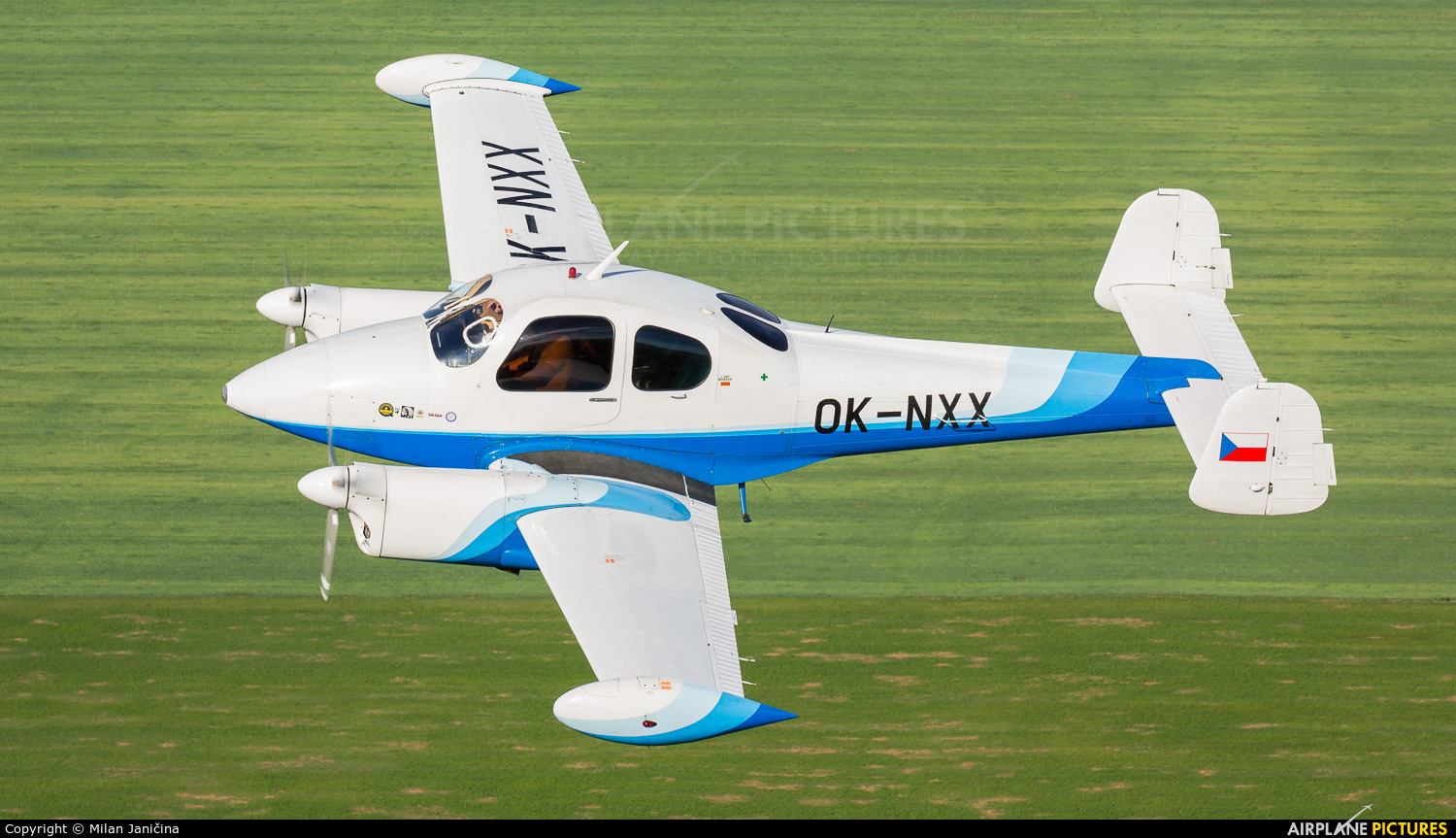 Private OK-NXX aircraft at In Flight - Slovakia