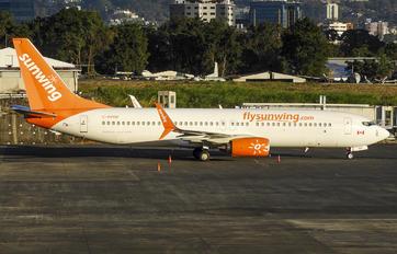 C-FPRP - Sunwing Airlines Boeing 737-800