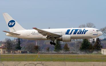 VP-BAI - Aeroflot Boeing 767-200