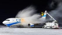 LZ-CGW - Cargo Air Boeing 737-400SF aircraft