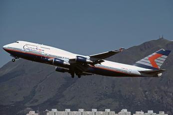 C-FBCA - Canadian Airlines International Boeing 747-400