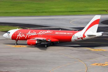 9M-AFN - AirAsia (Malaysia) Airbus A320